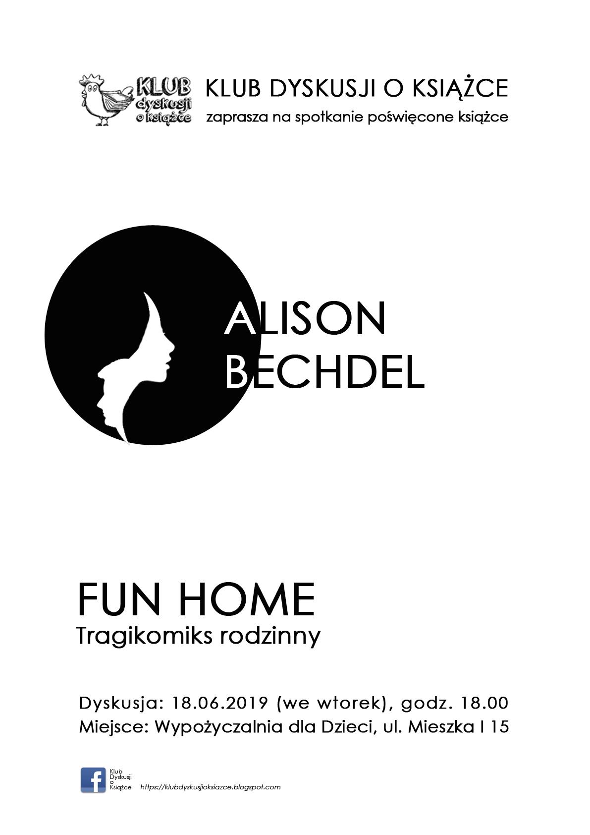 """""""Fun Home"""" – komedia i tragedia w komiksowym kadrze"""