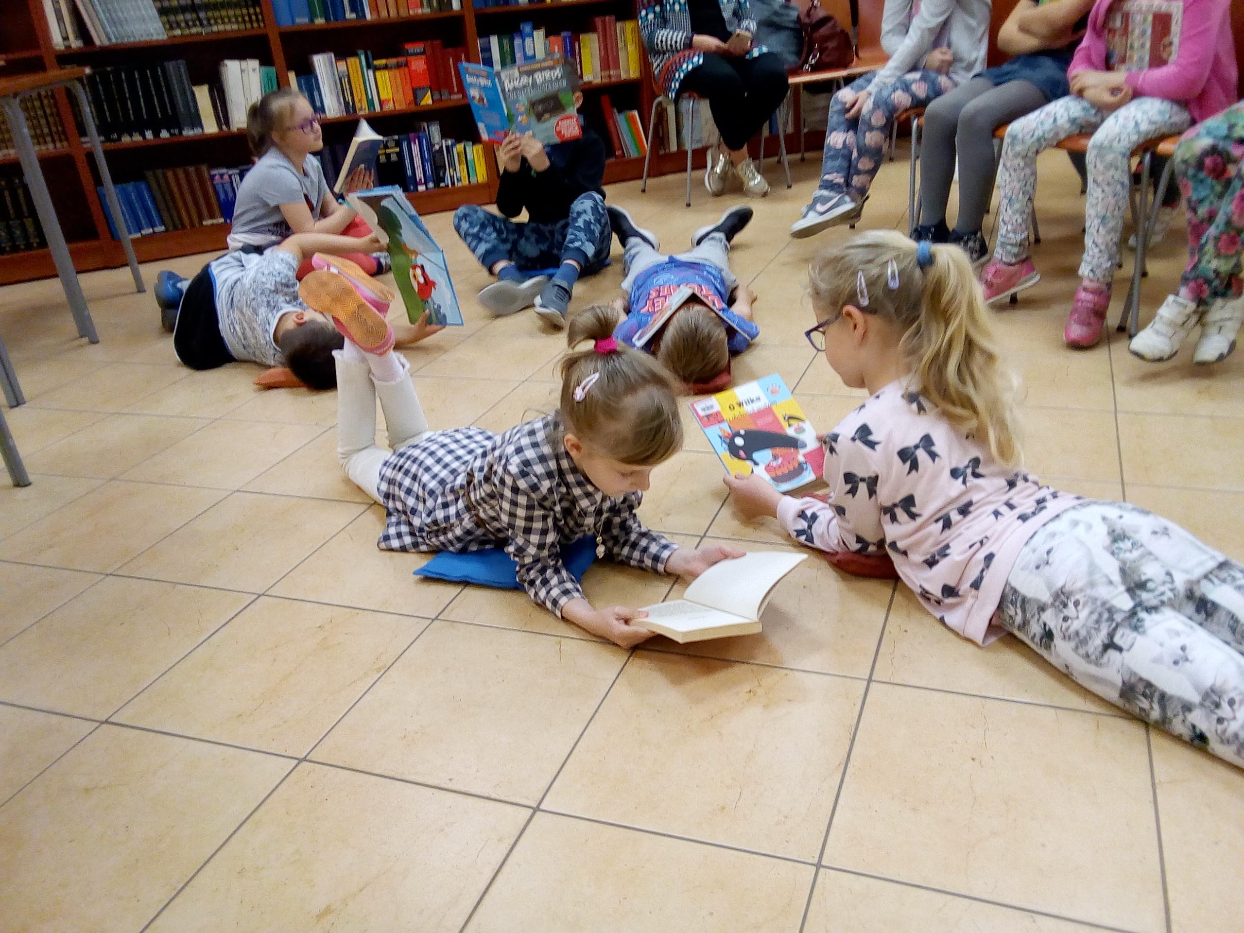 Tydzień Bibliotek – ależ się działo!
