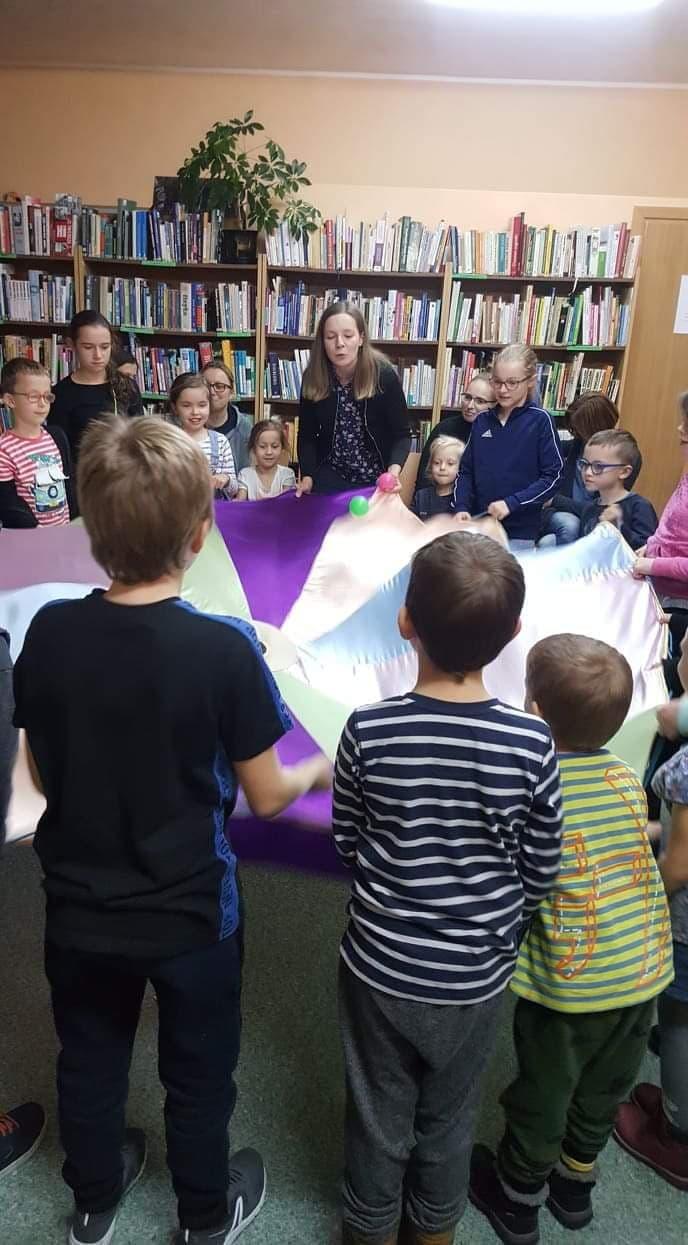 Rodzinne popołudnia w bibliotece