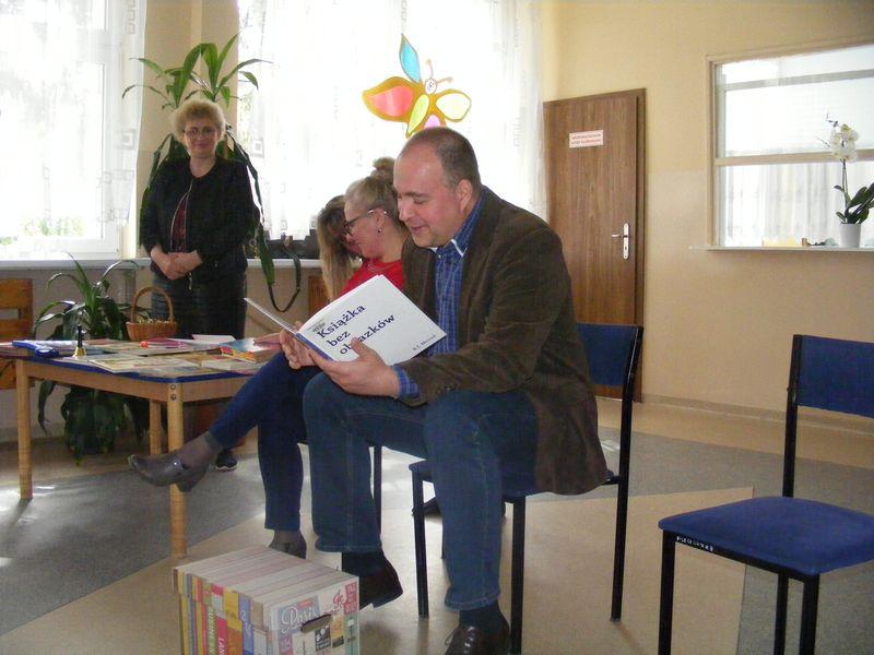 Ogólnopolski Tydzień Bibliotek w naszej Książnicy uznajemy za otwarty!