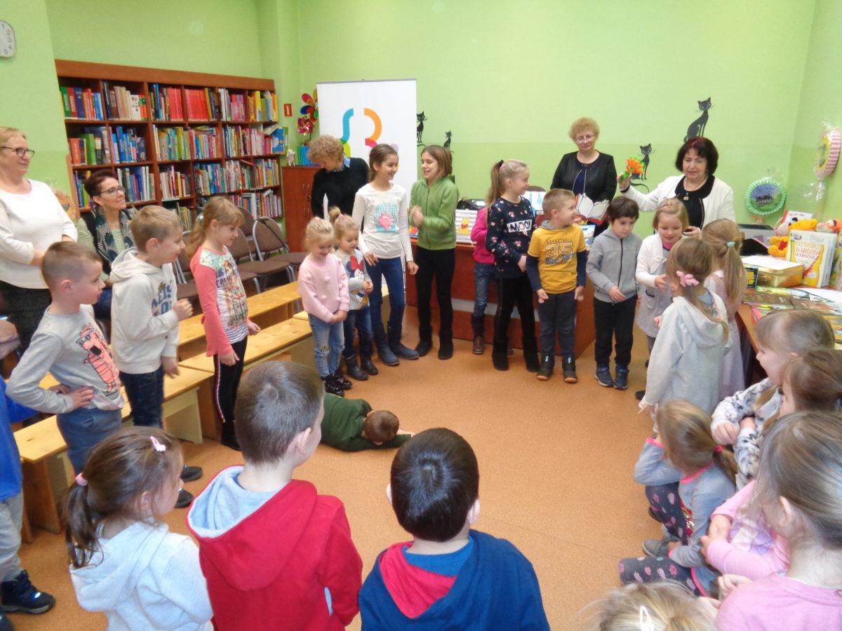 Dawno, dawno temu…. w ramach akcji Cała Polska Czyta Dzieciom