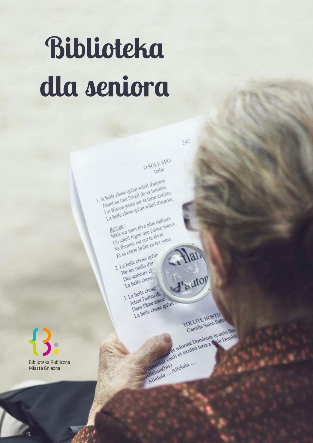 Juniorzy i seniorzy – dwa pokolenia w przestrzeni biblioteki