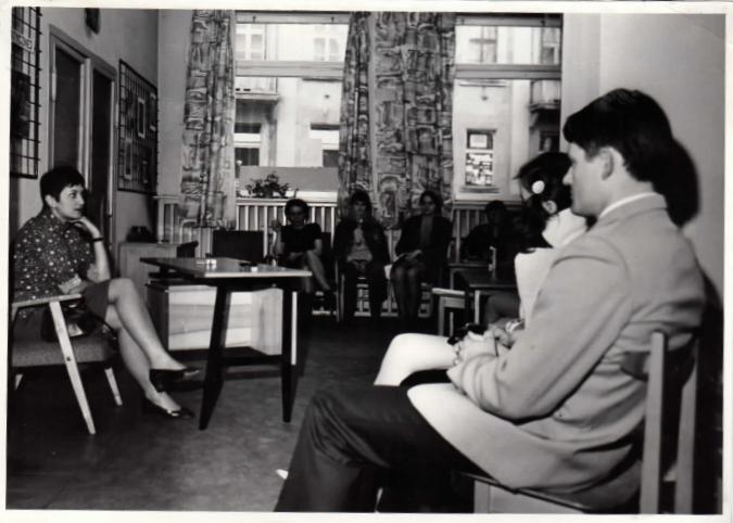 Biblioteczny kącik jubileuszowy – spotkanie autorskie z Haliną Snopkiewicz