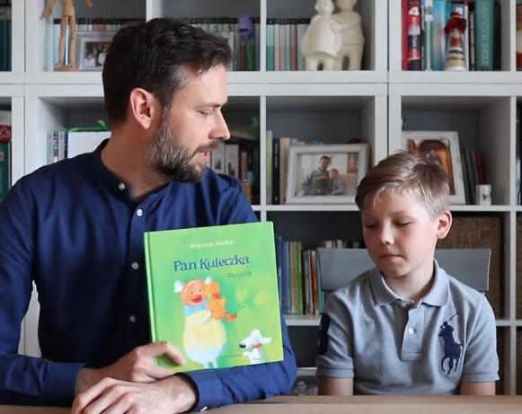Dzień Ojca z… książkami