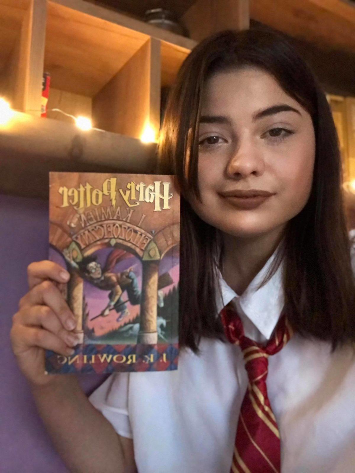 W magicznym świecie Harry'ego Pottera