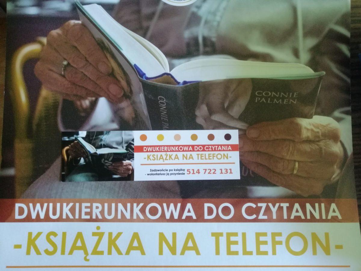 "Od 15 lipca wraca ""książka na telefon""!"