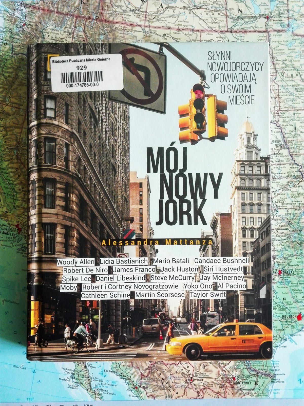 Zniewalające miasto Nowy Jork