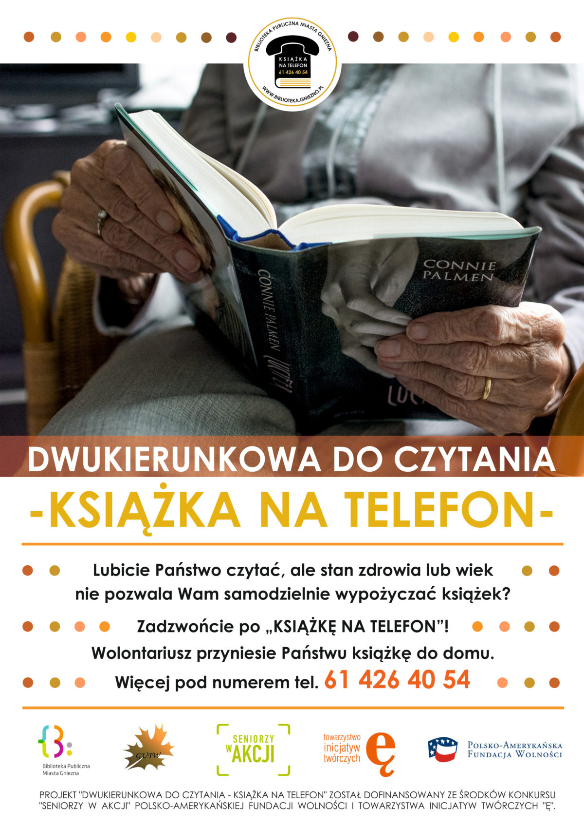 """Powraca usługa """"książka na telefon"""""""