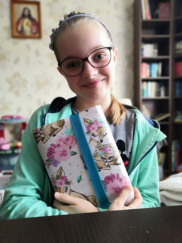 Młoda Ambasadorka Czytania – Zosia Wróblewska