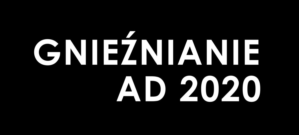"""Uwaga – zmiana godziny wernisażu wystawy """"Gnieźnianie AD 2020"""""""