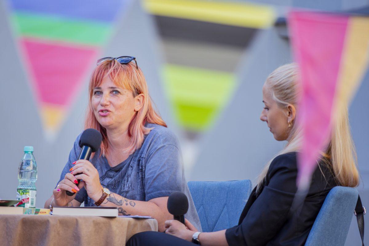 Spotkanie z autorem – Agnieszka Lingas-Łoniewska