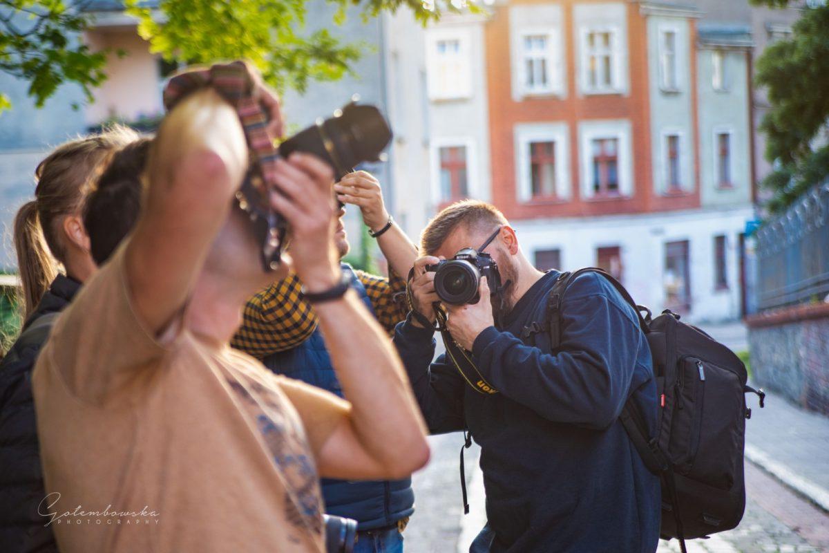 """""""Światłoczułe miasto"""" – kreatywni fotograficy"""