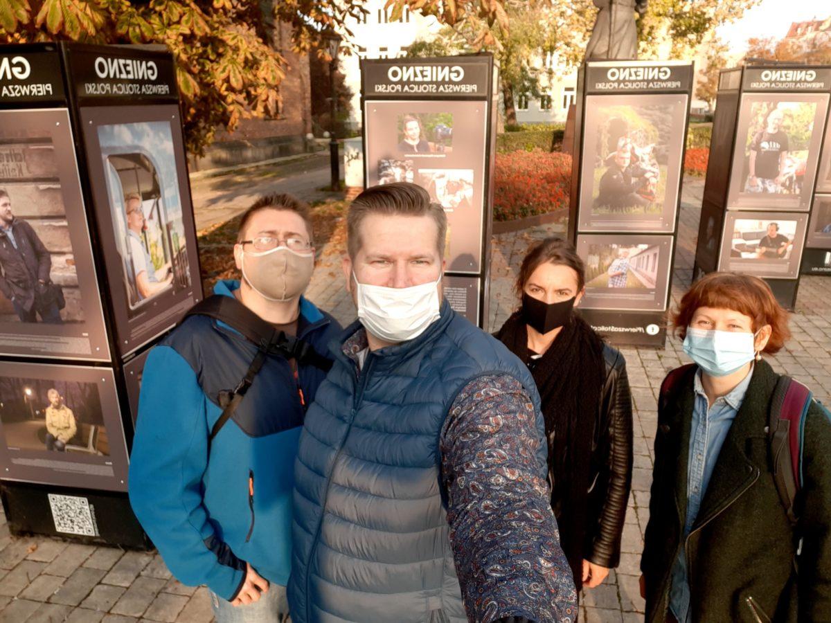Mieszkańcy Gniezna w fotograficznym zapisie