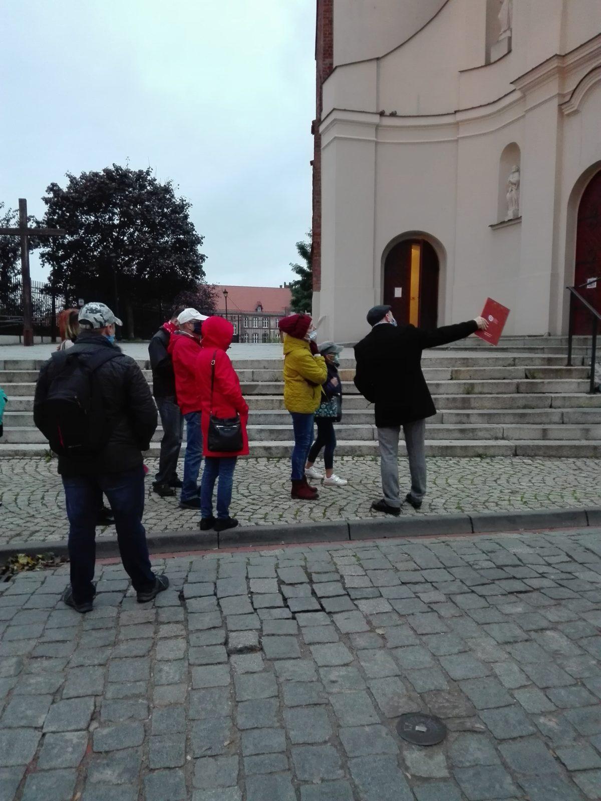 Girami po ulicy Franciszkańskiej