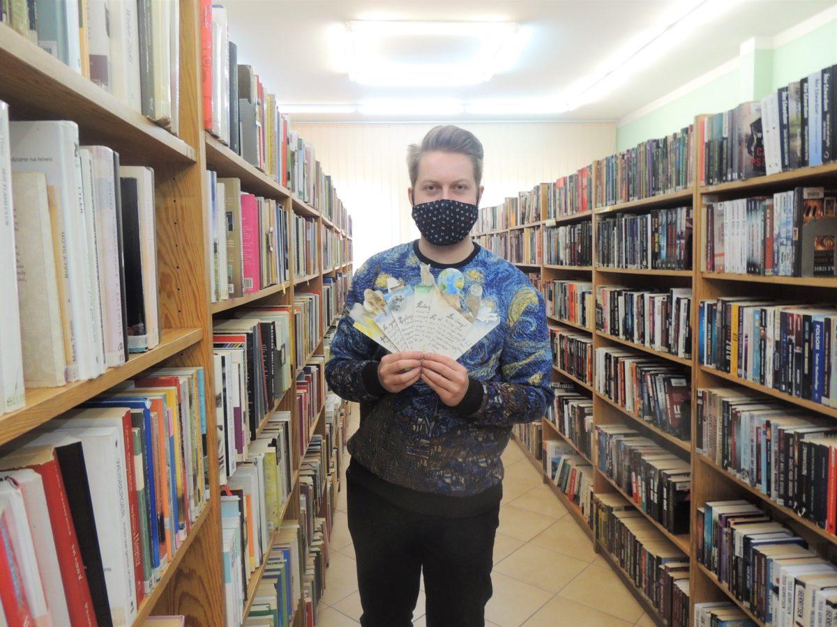 """""""Kociołek opowieści"""" dla Biblioteki"""