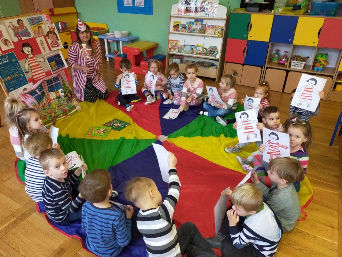 Basia i Boże Narodzenie w ramach akcji Cała Polska czyta dzieciom