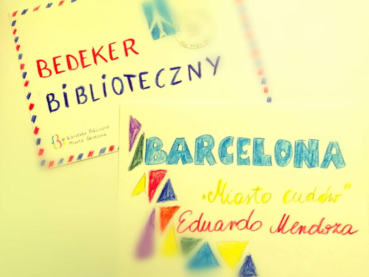 Bedeker biblioteczny – Barcelona