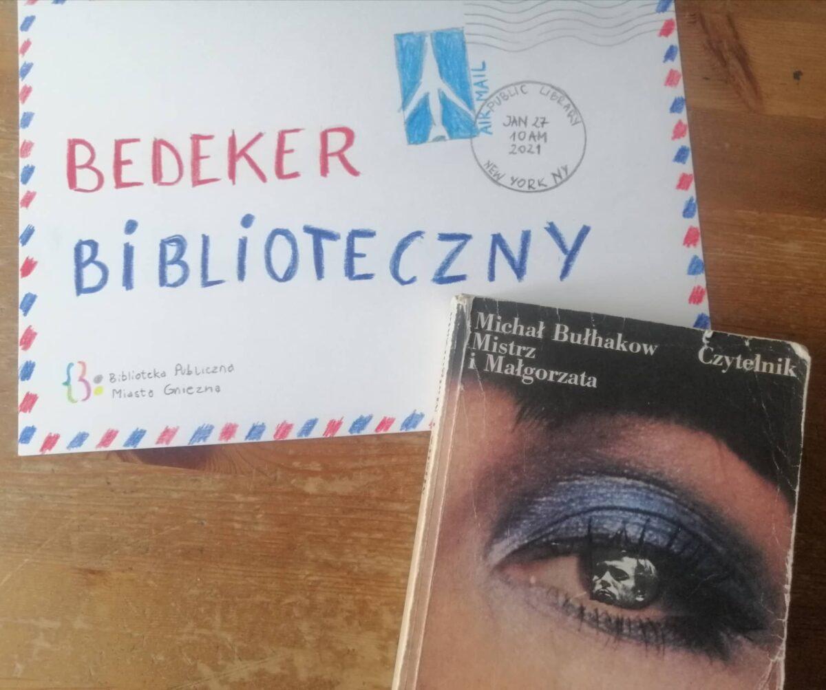 Bedeker biblioteczny – Moskwa