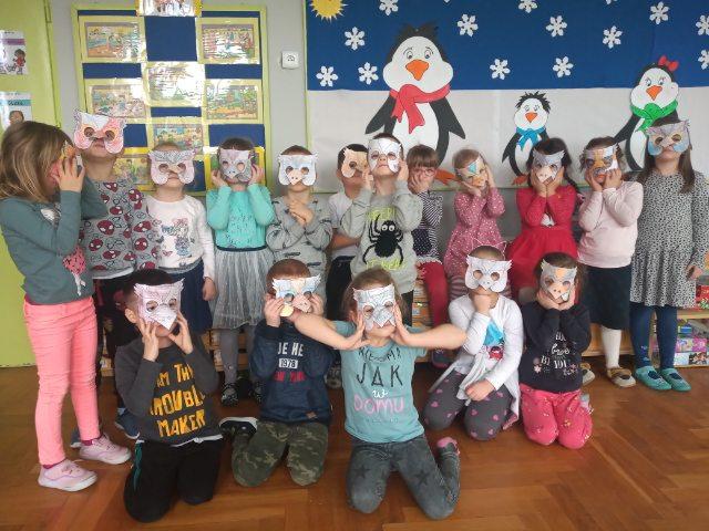 Nasze czytelnicze inspiracje w gnieźnieńskich przedszkolach
