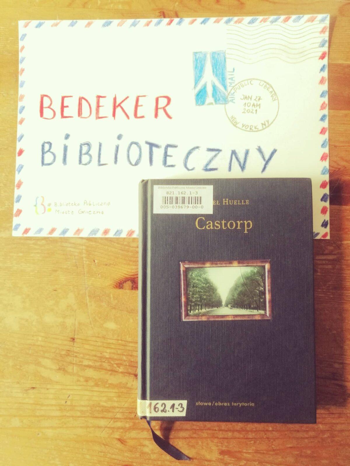 Bedeker biblioteczny – Gdańsk