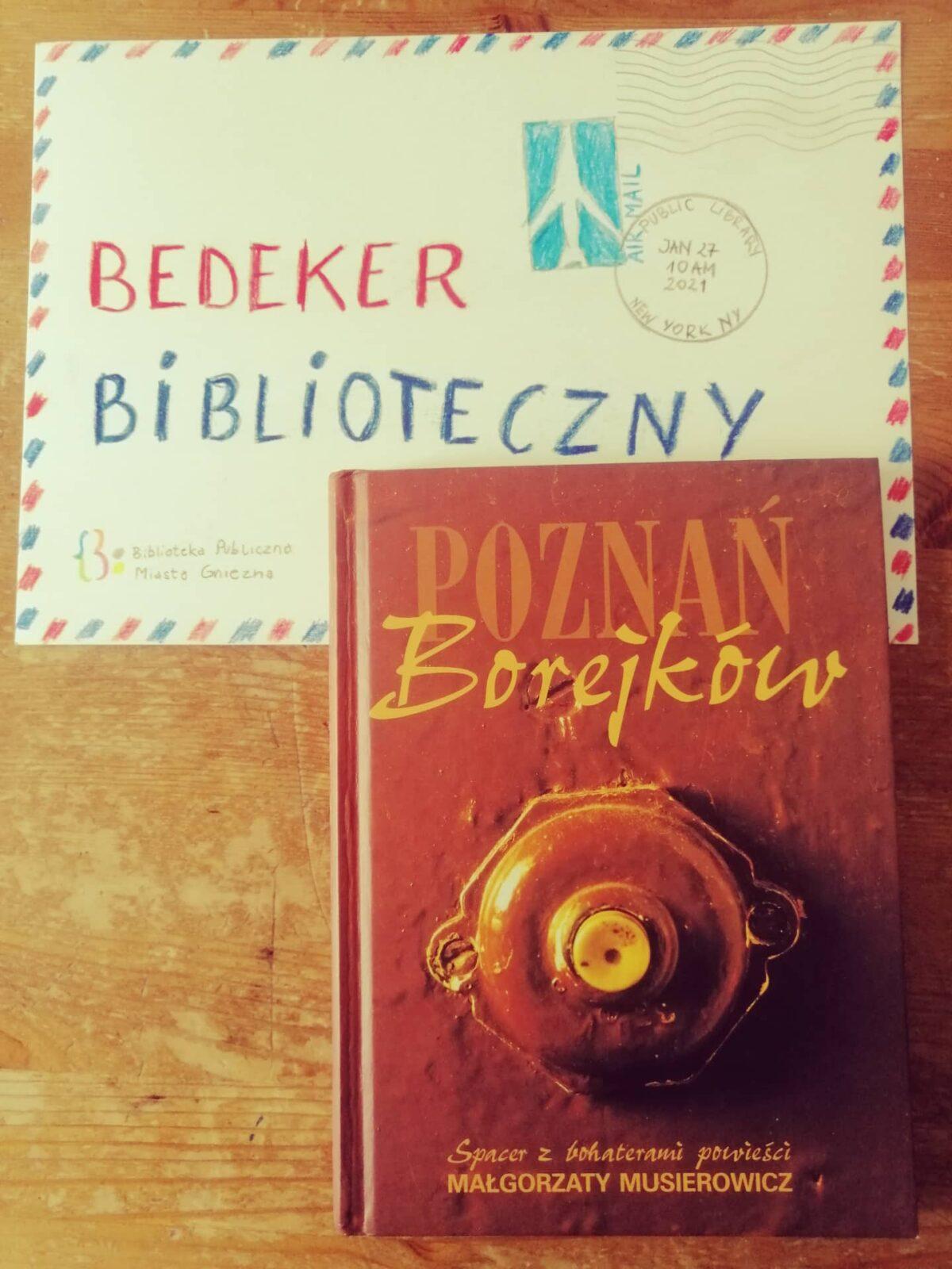 Bedeker biblioteczny – Poznań