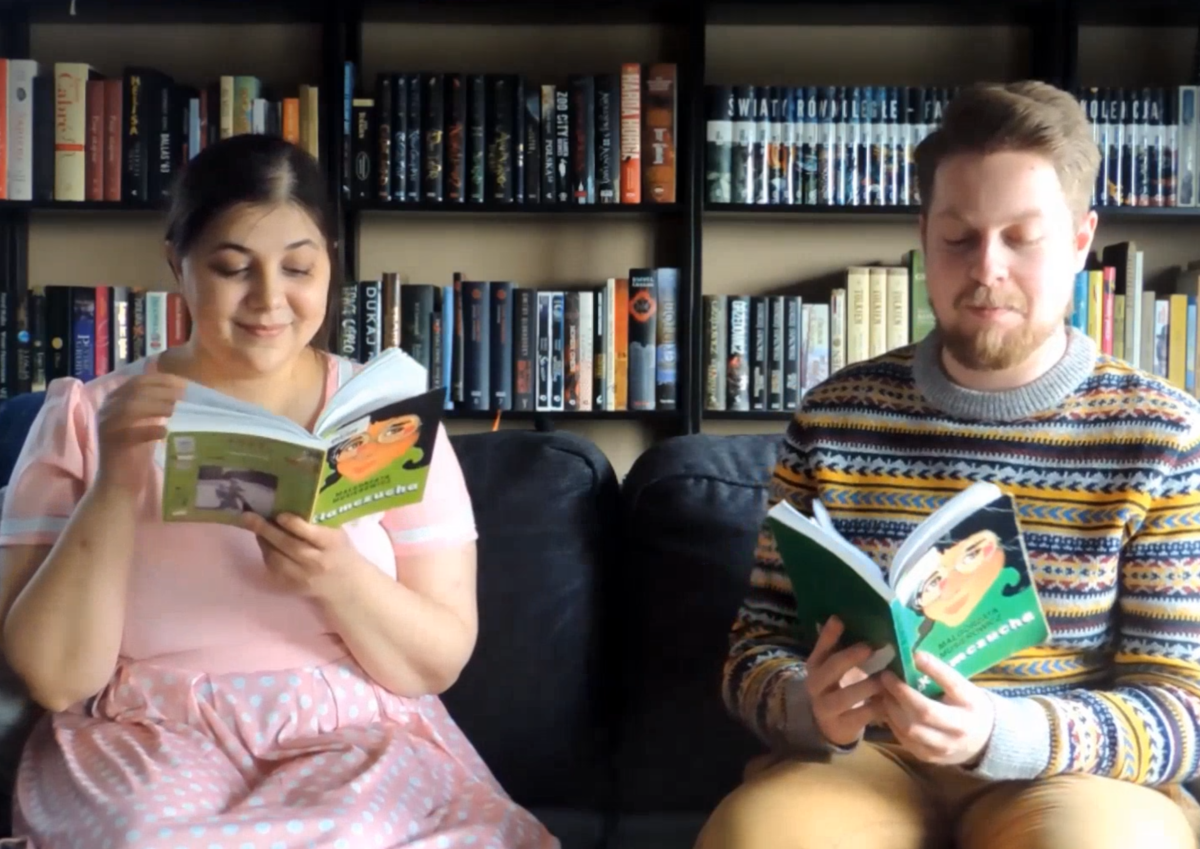 V Ogólnopolskie Czytanie Jeżycjady – zaczynamy!