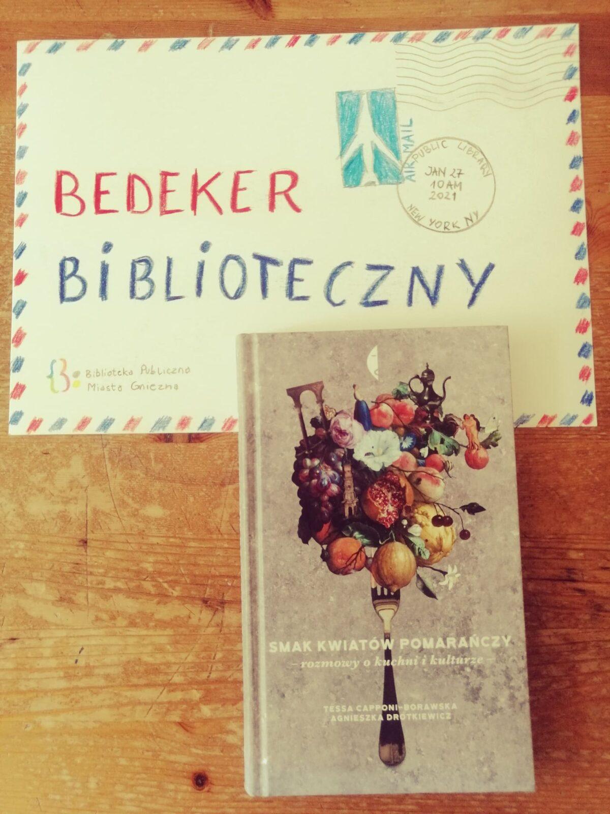Bedeker biblioteczny – Florencja