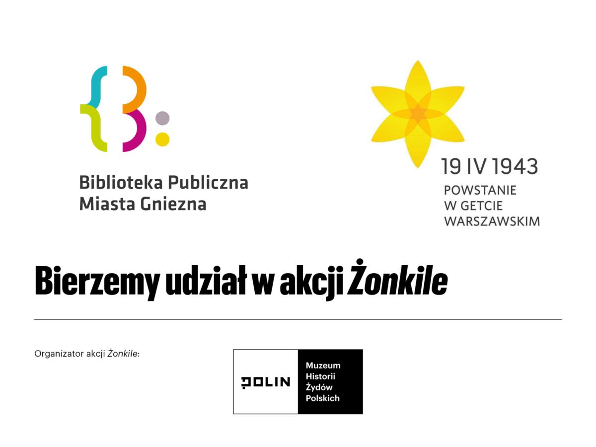 Akcja Żonkile 2021 Muzeum Historii Żydów Polskich POLIN