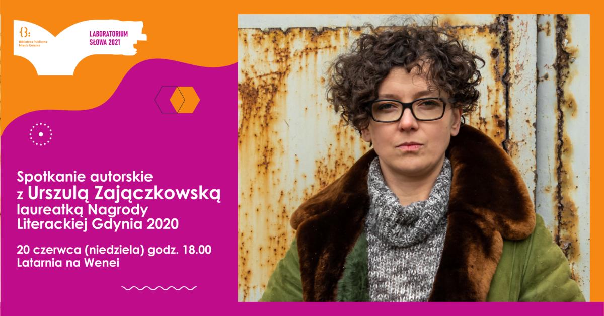 Spotkanie autorskie z Urszulą Zajączkowską – botaniczką i poetką