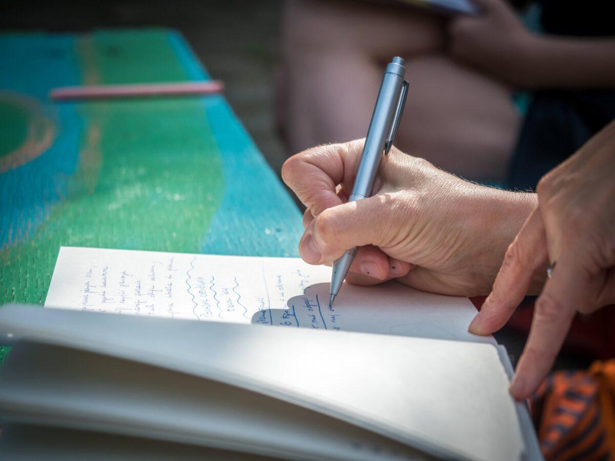 Warsztaty kreatywnego pisania – inwestycja w siebie