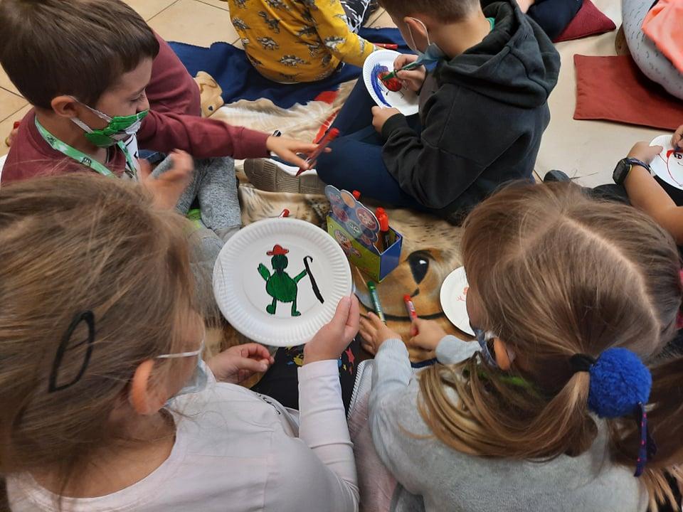 Myszka Marcysia uczy gwary! – ruszyły warsztaty dla dzieci