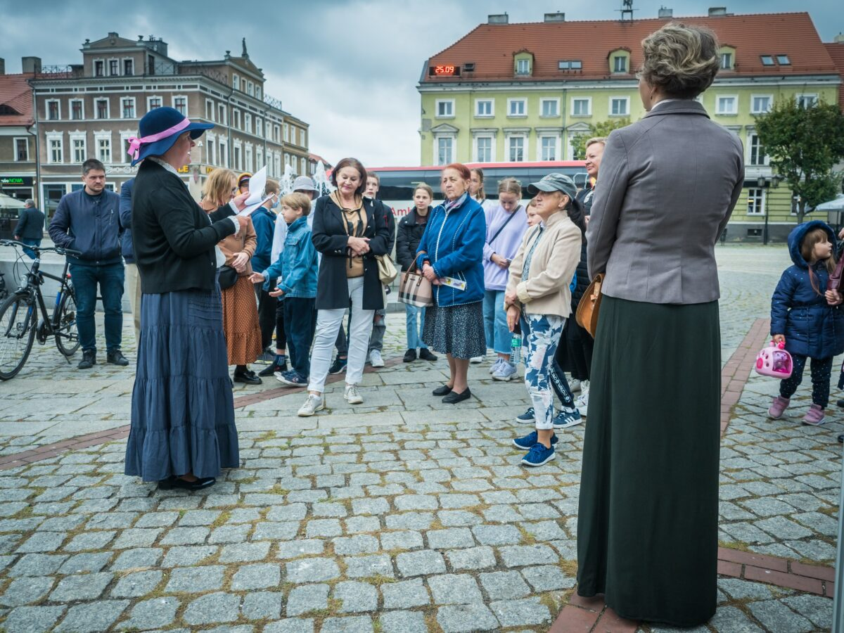 Szlakiem Chociszewskiego w Gnieźnie – zapętlone zaułki historii i miasta