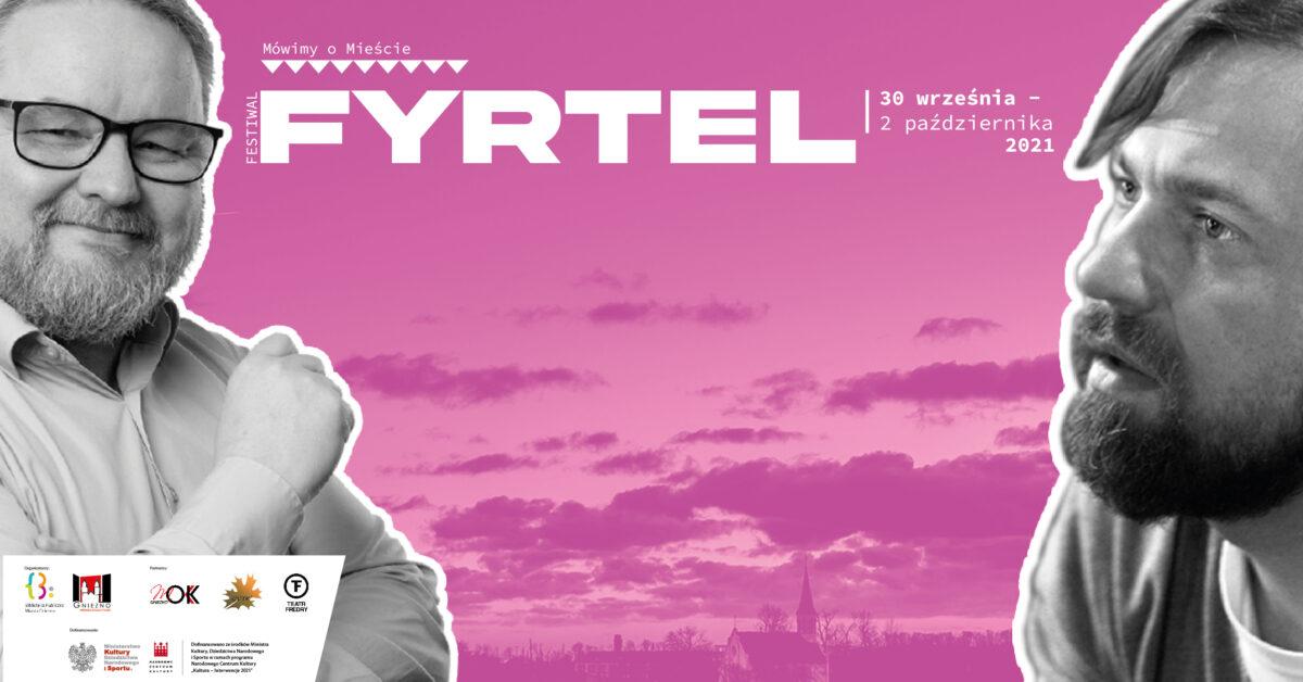 """VII Fyrtel: """"Milczenie jest srebrem"""" – spotkanie autorskie z Ryszardem Ćwirlejem i Sebastianem Buttnym"""