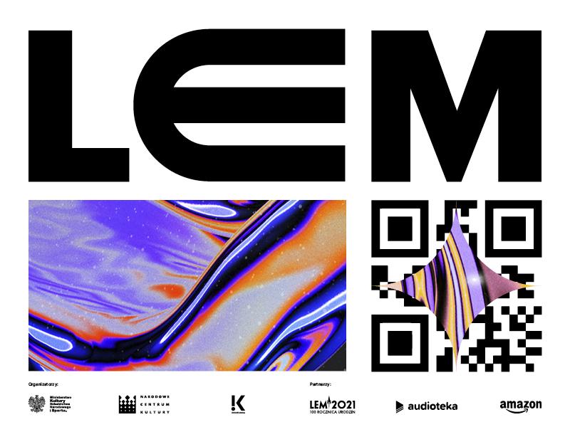 """""""LEM"""" plastycznie interpretacje książek Lema"""