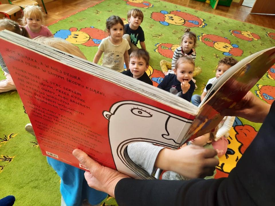 Królewskie Gniezno Czyta z Myszką Marcysią! I to czyta od przedszkola!