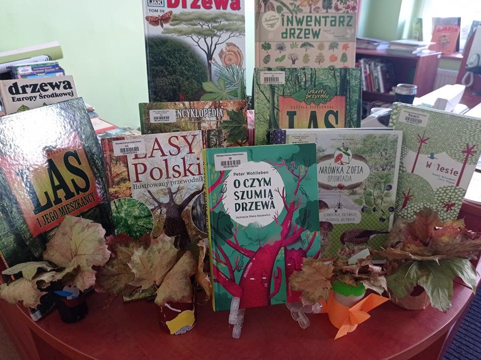 Nowa kreatywna akcja w oddziale dziecięcym naszej biblioteki!